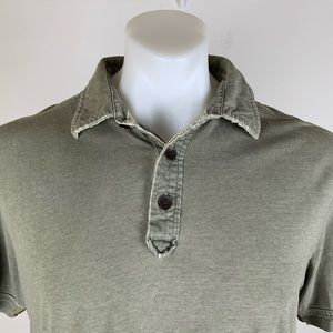 Tommy Bahama Distressed Polo